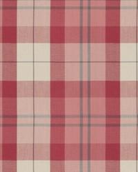 Pink Chromatics Vol XXV Fabric Fabricut Fabrics Hix Plaid Pink