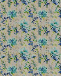 Perchman Floral Peacock by
