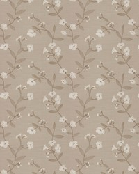 Artist Floral Flaxen by