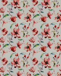 Fabricut Fabrics Original Song Coral Fabric