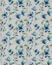 Fabricut Fabrics Original Song Indigo Fabric