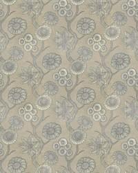 Script Floral Platinum by