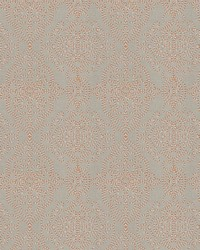 Indie Damask Sunset by