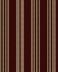 Dailies Stripe Scarlet by
