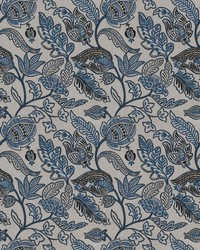 Matinee Floral Blue by