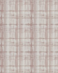 Swanky Plaid Rose Quartz by
