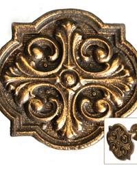 D Annette Tieback Renaissance Gold by
