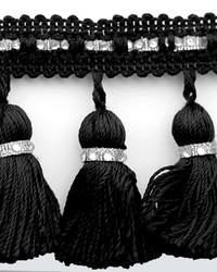 Mardi Gras Black by  Novel Trim