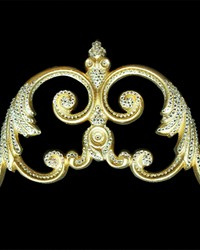 Venetian Crown Silver Gold by
