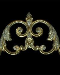 Venetian Crown Rusty Gold by