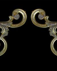 Venetian Arm Rusty Gold by