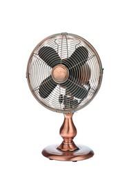 Copper Table Fan by