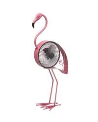 Pink Flamingo USB Desk Fan by