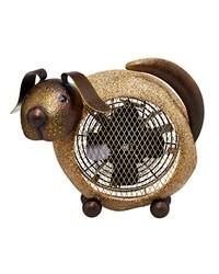 Figurine Heater Fan - Dog by