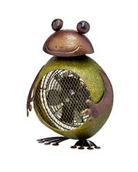 Figurine Heater Fan - Frog by