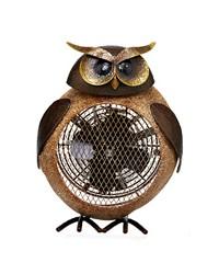 Figurine Heater Fan - Owl by