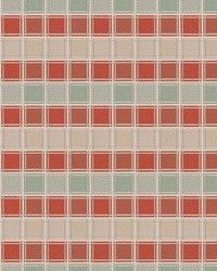 Plaid Men Coral Tusk by
