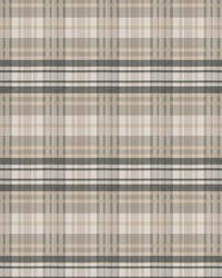 Romy Plaid Taupe by