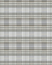Romy Plaid Grey by