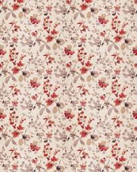Oriental Fabric  03367 Poppy