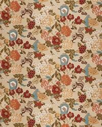 Jacobean Fabrics  03373 Spice