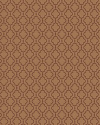 Red Trellis Diamond Fabric  03487 Brick
