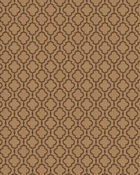 Gold Trellis Diamond Fabric  03487 Bronze