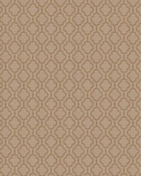 Beige Trellis Diamond Fabric  03487 Sand