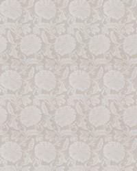 Silver Jacobean Fabrics  03648 Silver