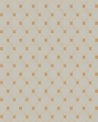 Blue Trellis Diamond Fabric  03687 Aqua