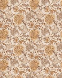 Jacobean Fabrics  03677 Mustard