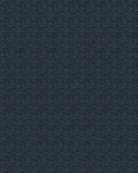 Blue Trellis Diamond Fabric  03903 Sapphire