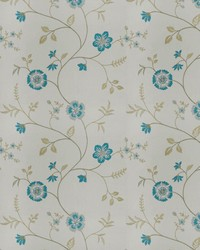 04255 Turquoise Ivory by