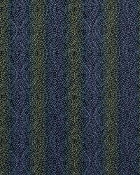 Blue Trellis Diamond Fabric  Jamaica Ocean