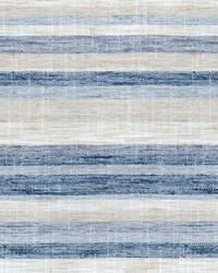 Faded Stripe Indigo by