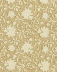 Floral Silhouette Parchment by