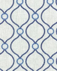 P K Lifestyles Curveball Emb Porcelain Fabric