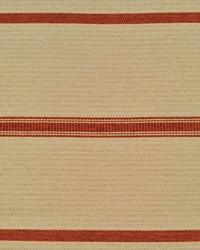 Rockaway Stripe Rouge by