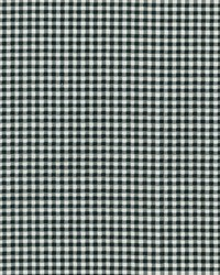 P K Lifestyles Gingham Charcoal Fabric