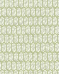 P K Lifestyles Quill Celery Fabric