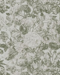 Forestry Toile Thyme by