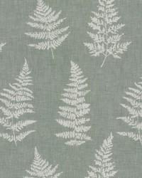 Fern Imprint Seaglass by