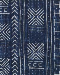 Mali Mud Cloth Indigo by