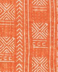 Mali Mud Cloth Tiger Lily by