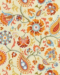 P K Lifestyles SNS Siren Song Tiger Lily Fabric