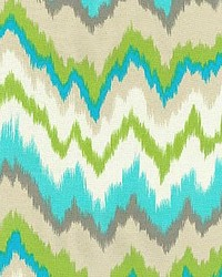 P K Lifestyles SNS Borderline Oasis Fabric