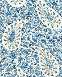 Paisley Verveine Bluejay by