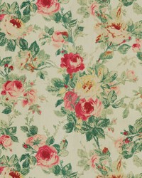 P K Lifestyles Apple Hill Blossom Fabric