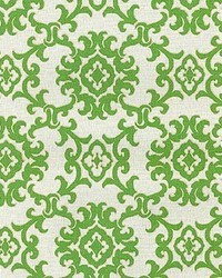 P K Lifestyles TBO Medallion Isle Jungle Fabric