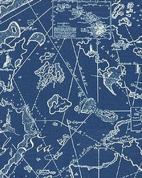 P K Lifestyles TBO South Seas Nautical Fabric